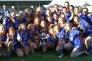 St Rynagh's girls take first Leinster title in style