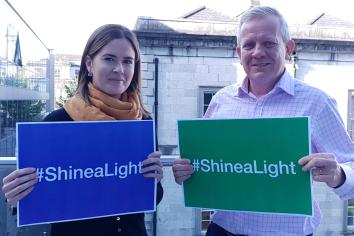Birr woman to participate in Focus Ireland 'Shine A Light' Sleep-Out on Cork's Spike Ireland