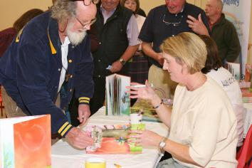 Banagher book launch brings in crowd