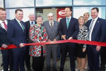 Grant Engineering officially opens new €14 million expanded facilities