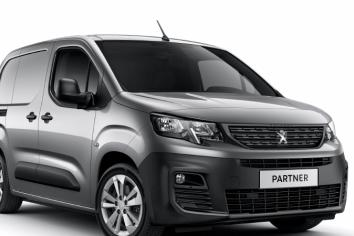 All new Peugeot Partner is international van of the year 2019