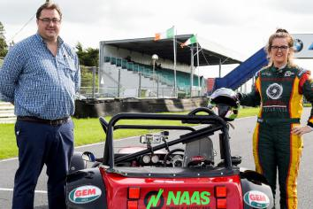 Nicole Drought takes 1st in major endurance race