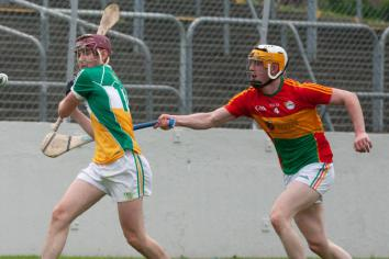 Offaly U-20 hurlers set for acid test with trip to Capital