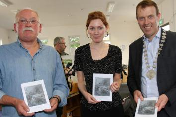 Scealta Cois Sionna launched in Banagher