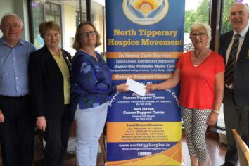 August Bank holiday golf classic in aid of North Tipp Hospice