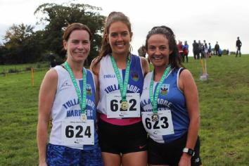 Grennan and Berry take Offaly Intermediate Cross Country titles